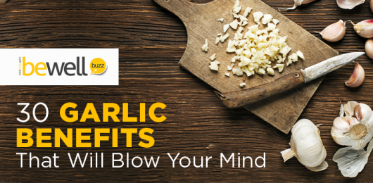 30 Garlic Benefits That Will Blow Your Mind