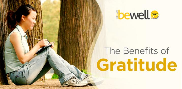 5 Gratitude Health Benefits