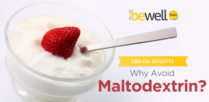 Why You Need to Use Healthier Substitutes for Maltodextrin