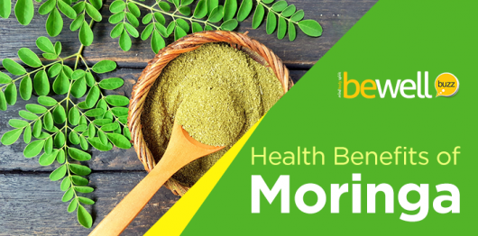 7 Incredible Moringa Health Benefits