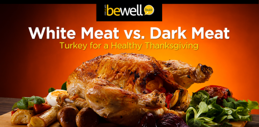 White Meat vs. Dark Meat Turkey for a Healthy Thanksgiving