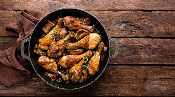 8 Foods for Weight Loss: Dark Meat Poultry