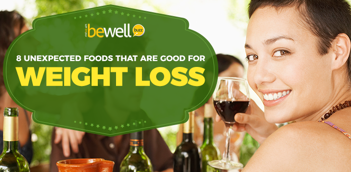 8 Unexpected Foods That Are Good for Weight Loss