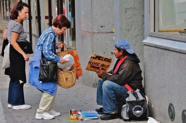 Giving has been proven time and time again to stimulate true happiness.