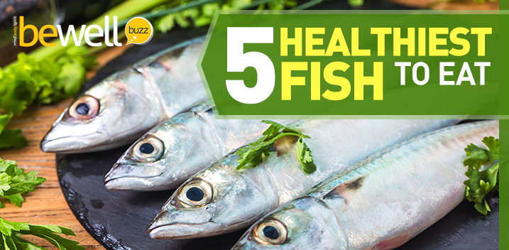 5 Healthiest Fish to Eat