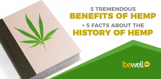 <thrive_headline click tho-post-49561 tho-test-461>5 Tremendous Benefits of Hemp + 5 Facts About Its History</thrive_headline>