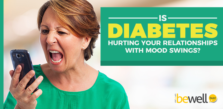 Is Diabetes Hurting Your Relationships with Mood Swings?