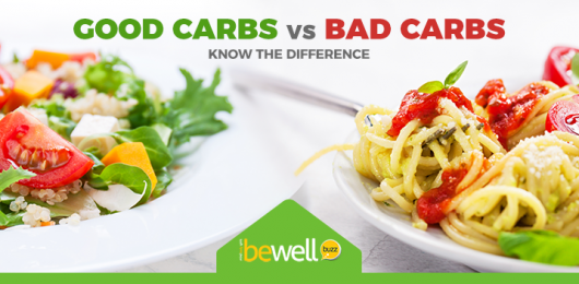 Good Carbs Vs Bad Carbs - Know the Difference