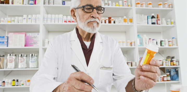 Odd Reactions People Didn't Expect From Their Prescription Medication