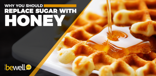 Why You Should Replace Sugar With Honey