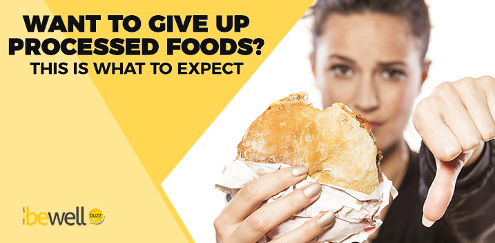 Processed food danger is everywhere. The good and the bad of Giving Up Processed Food