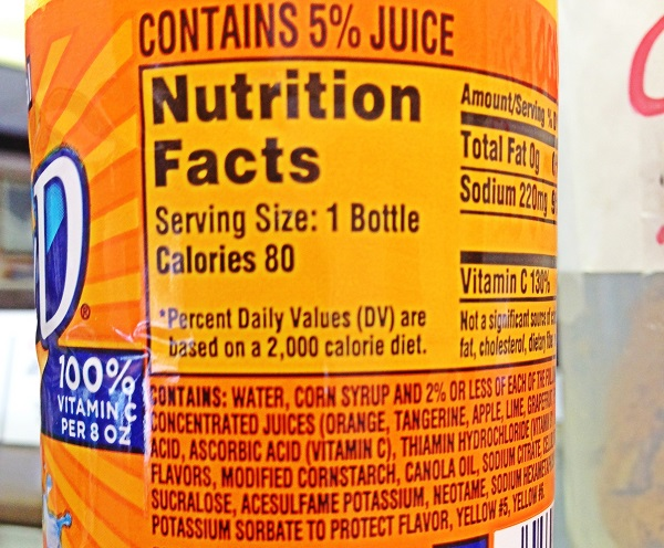 Processed Foods Danger: What do processed foods contain?