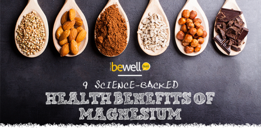 9 Science-Backed Health Benefits of Magnesium