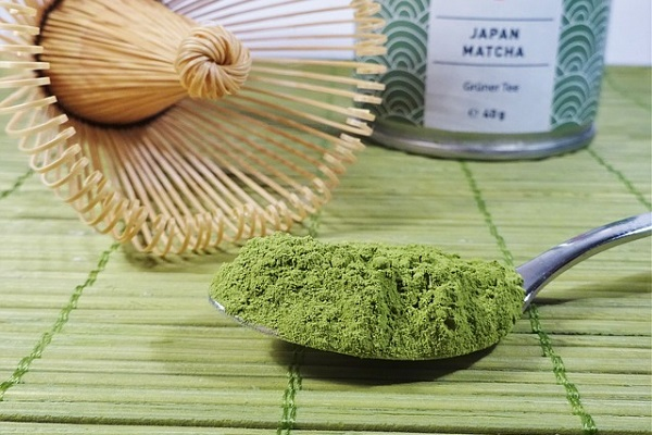 What does matcha taste like?