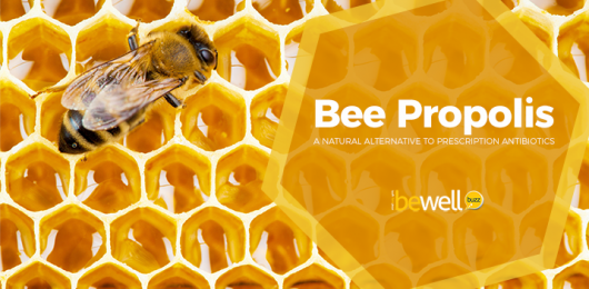 Bee Propolis: A Natural Alternative to Prescription Antibiotics