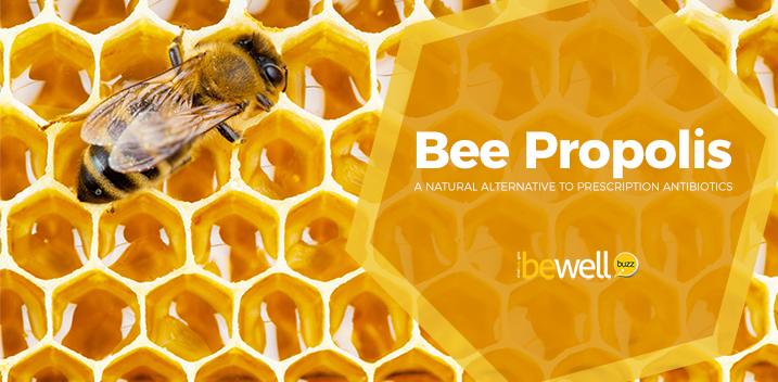 Bee Propolis: A Natural Alternative to Prescription Antibiotics