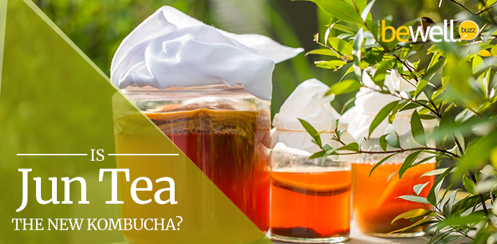 Jun Tea - The New Gut-Healing Drink