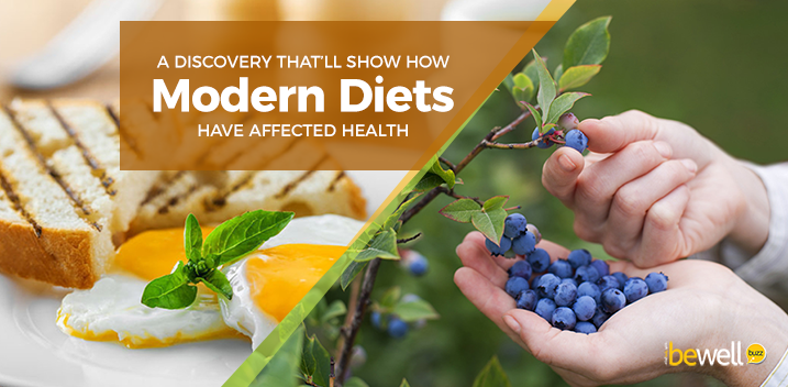 A Discovery That'll Show How Modern Diets Have Affected Health