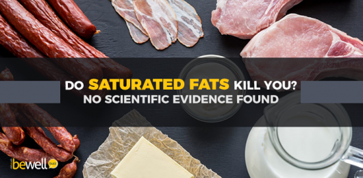 Do Saturated Fats Kill You? No Scientific Evidence Found