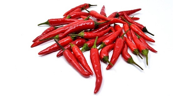 Have you ever had spicy foods and broken out into a sweat? Yep, that's a hot flash.