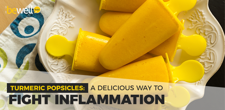 Turmeric Popsicles: A Delicious Way to Fight Inflammation