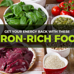 12 Iron-Rich Foods To Help You Combat Anemia and Low Energy