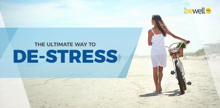 Stress Awareness Month: Ways to De-Stress