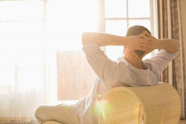 Fibromyalgia patients should first try and reduce the amount of stress in their lives.