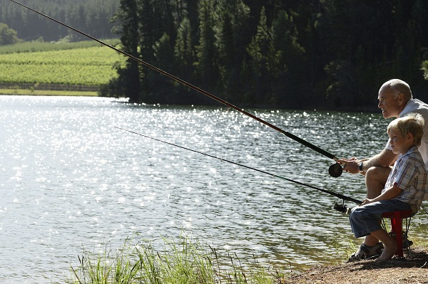 Relax with Fishing to De-Stress