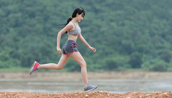 A 20-minute jog, 4 times a week is exercise enough for your heart to be healthy.