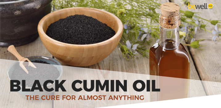 The Many Health Benefits of Black Cumin Oil