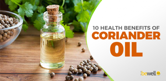 This Is Why Coriander Oil Is Good for Your Body