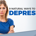 Treat Depression Naturally Following These 9 Steps