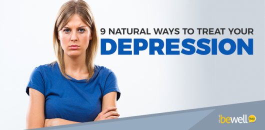 9 Natural Ways to Treat Depression--Without Antidepressants