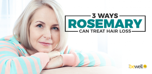 How to Use Rosemary to Stimulate Hair Growth and Treat Hair Loss