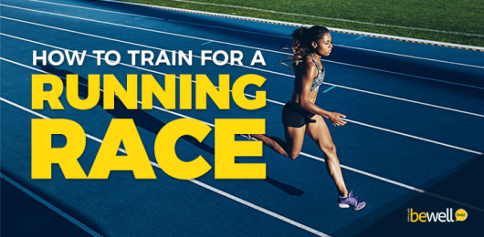 How to Train for A Running Race