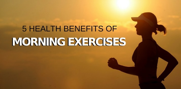Why Simple Morning Exercises Are so Important for Your Health