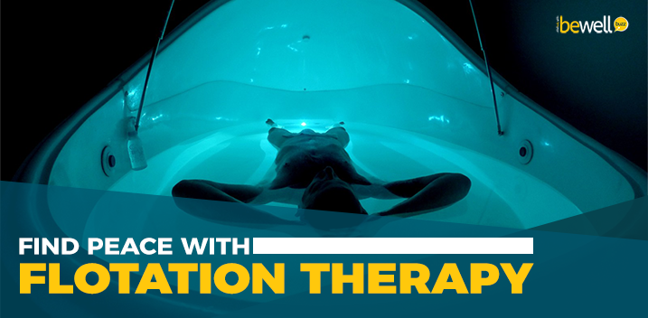 5 Ways Flotation Therapy Is Good for Physical and Mental Health