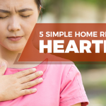 5 Surprisingly Simple Home Remedies That Relieve Heartburn