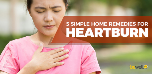 5 Surprisingly Simple Home Remedies to Relieve Heartburn