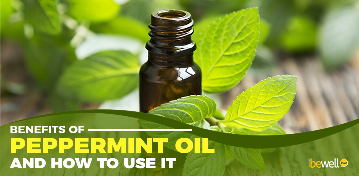 Benefits of Peppermint Oil and How to Use It