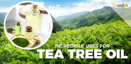 8 Ways Tea Tree Oil Is Good for Your Health