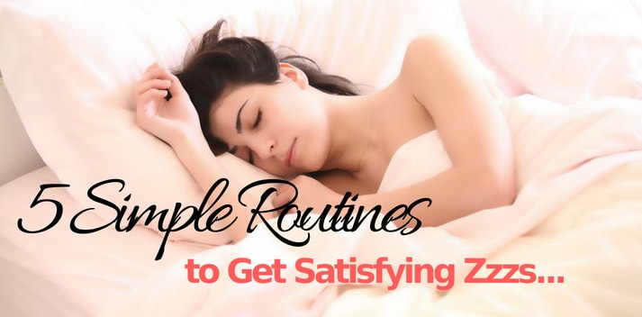Want More Sleep_ Do It Smart with these 5 Simple Routines