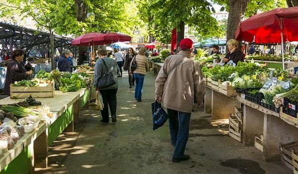 Buy locally grown, organic produce.