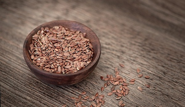 Flaxseed may help reduce the risk of cancer and chronic disease.
