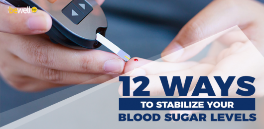 How to Balance Your Blood Sugar and Keep It That Way