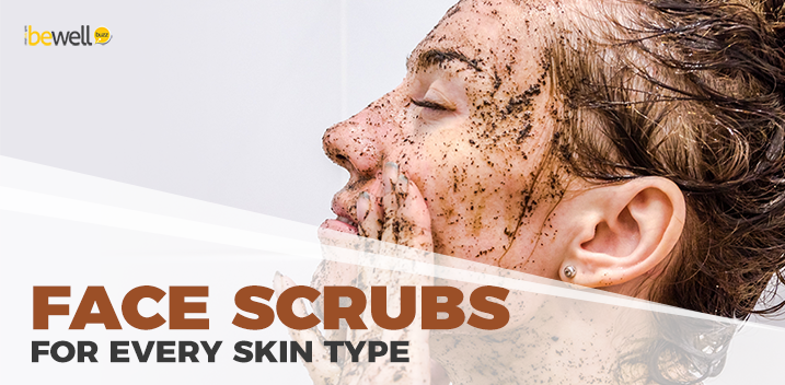 11 Natural Face Scrubs for Every Skin Type