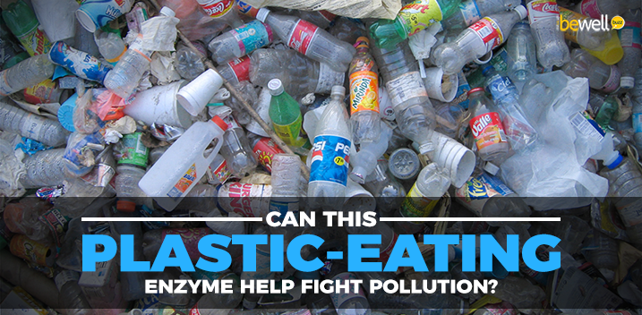Can This Plastic-Eating Enzyme Help Fight Pollution?