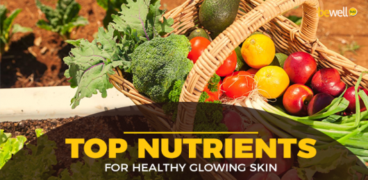 The 10 Best Nutrients for A Healthy, Glowing Skin