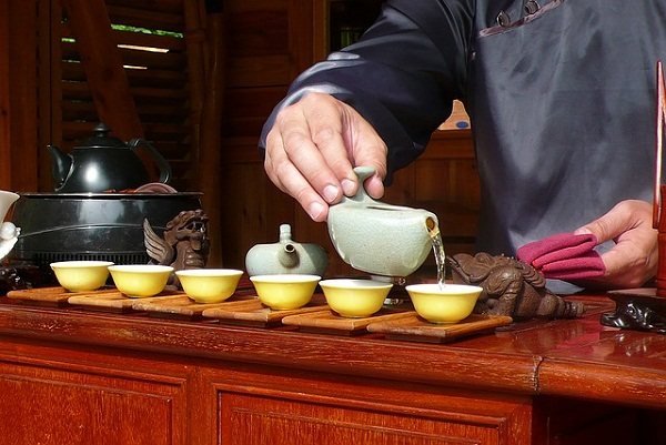 Studies suggest the longer you brew that cuppa, the more health-boosting L-theanine is extracted.